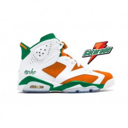 Air jordan 6 gatorade 384664-14