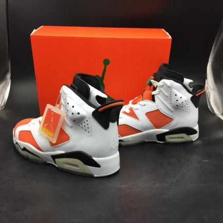 watch 7d5ba 9b79b Original Air Jordan 6,Air Jordan 6 Original,384664-145 Premium Edition Air  Jordan 6 Gatorade Original Upper Original Box