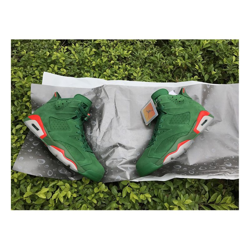 1dfe121f1822 ... Air jordan 6 gatorade green gatorade 3 84664-14