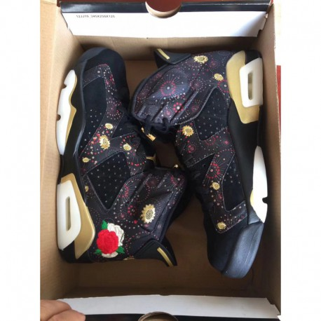 buy popular 4bcc5 c6197 Aj6 Chinese New Year,Air Jordan 6 New,AA2492-021 Air Jordan 6 Chinese New  Year