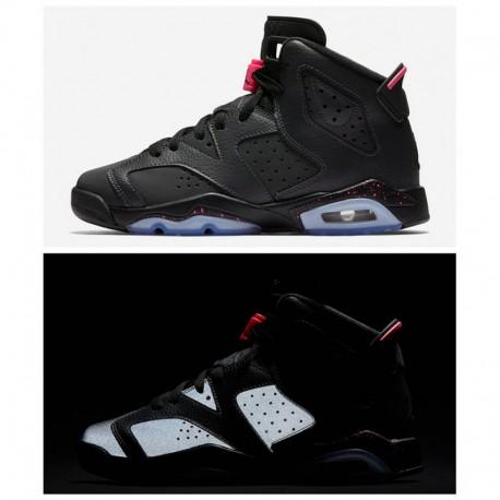 huge discount 91fa1 ec1dd Air Jordan 6 GS Hyper Pink,Air Jordan 6 Retro Hyper Pink,Deadstock /  Pre-sale / Air Jordan 6 GG Hyper Pink Black 3M Underply Vi