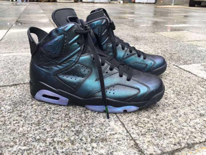 Chameleon Air Jordan 6,Air Jordan 6