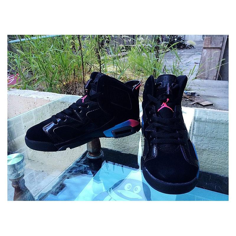 b00b258a8384 Air Jordan 6 Rainbow Womens Air Jordan 6 Retro Aj6 GS 543390-05 ...