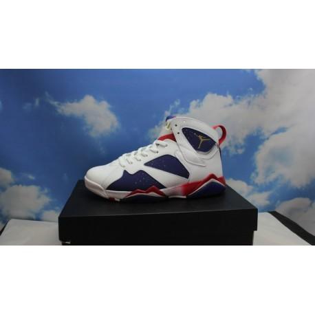 sports shoes c457c 45bc6 Air Jordan 7 Retro Tinker Alternate Olympic,Air Jordan 7 Tinker  Alternate,Air Jordan 7 Olympic gold medal Original standard 41-