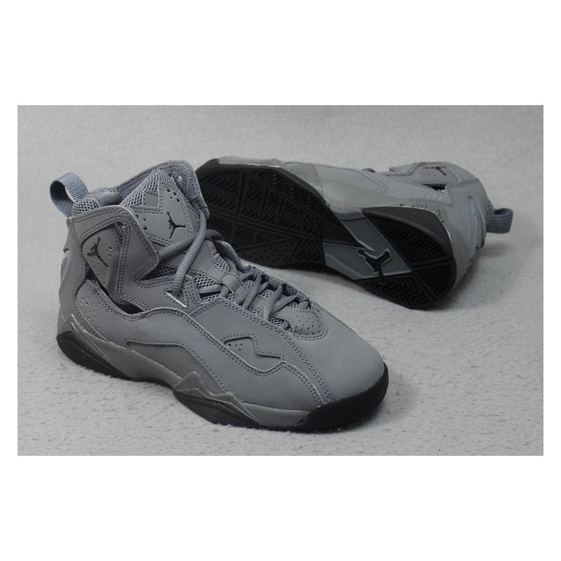 info for 1e03a 0b982 ... Deadstock   air jordan true flight aj7 enhanced wolf grey 342964-02