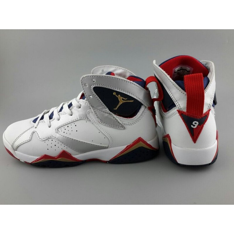 b4508197dad4da ... Air jordan 7 white jade sealed plastic hole air jordan 7 white jad ...
