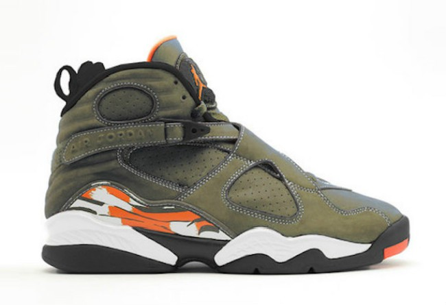 13829da4d0a1 Air Jordan Retro 8 Green