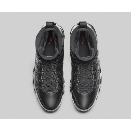 858d4e78b4d5c3 New Sale Air jordan 9 bred aj9 bred black warrior basketball-shoes 302370 01