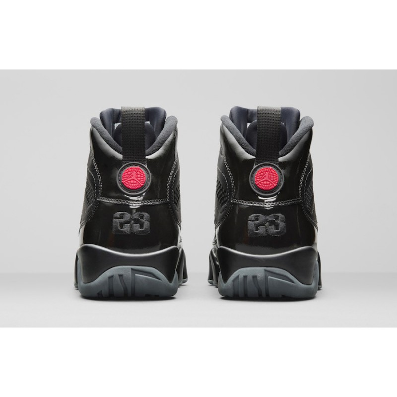 debab4a57de8 ... Air jordan 9 bred aj9 bred black warrior basketball-shoes 302370 01