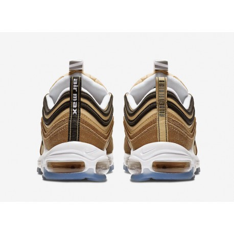New Sale 921826-201 Sole Is Printed With A Barcode. This Luxurious Air Max  97 Is 7fb88ba7f09c