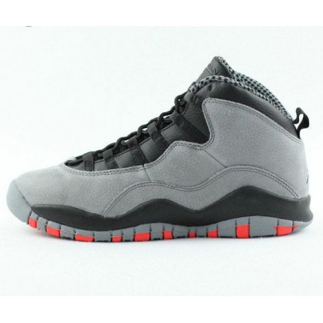 the latest eed32 e913c New Sale Nike Air Jordan X Grey Aj10 Cool Gray Chicago Female 310806-02