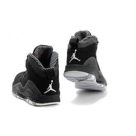 Air Jordan 10 White Bred 40 .5 41 42