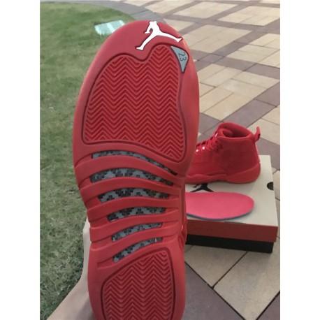 new style c3f75 d7e87 Air Jordan 12 Red Suede,Air Jordan Red Suede 12,AJ12 Christmas Red, Super  Original Carbon, Hot Sales