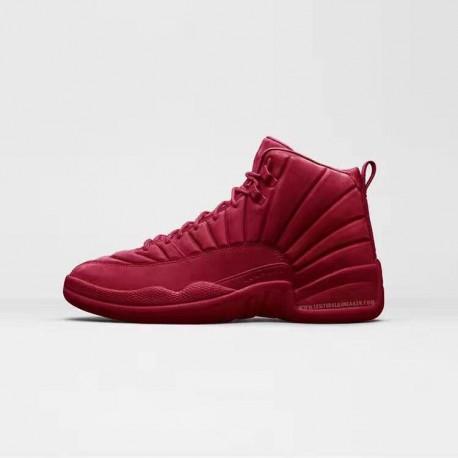 new jordan 12 red