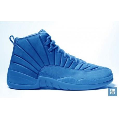 Premium Deep Royal Blue,Air Jordan 12