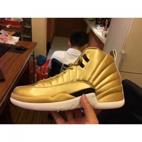 new product 68d4b 6bfe9 Air Jordan 12 Rose Gold,Rose Gold Air Jordan 12s,Air Jordan 12 Local Gold