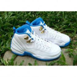 Retro University Blue,Air Jordan 12