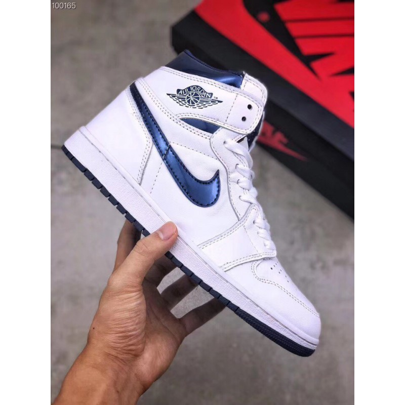 Air Jordan Retro 1 Navy Blue,Air Jordan Retro 1 High Basketball ...
