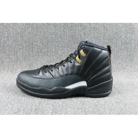 timeless design 6d286 3d5f7 New Sale Air jordan 12 black gold men s air jordan 12 the master 130690-01