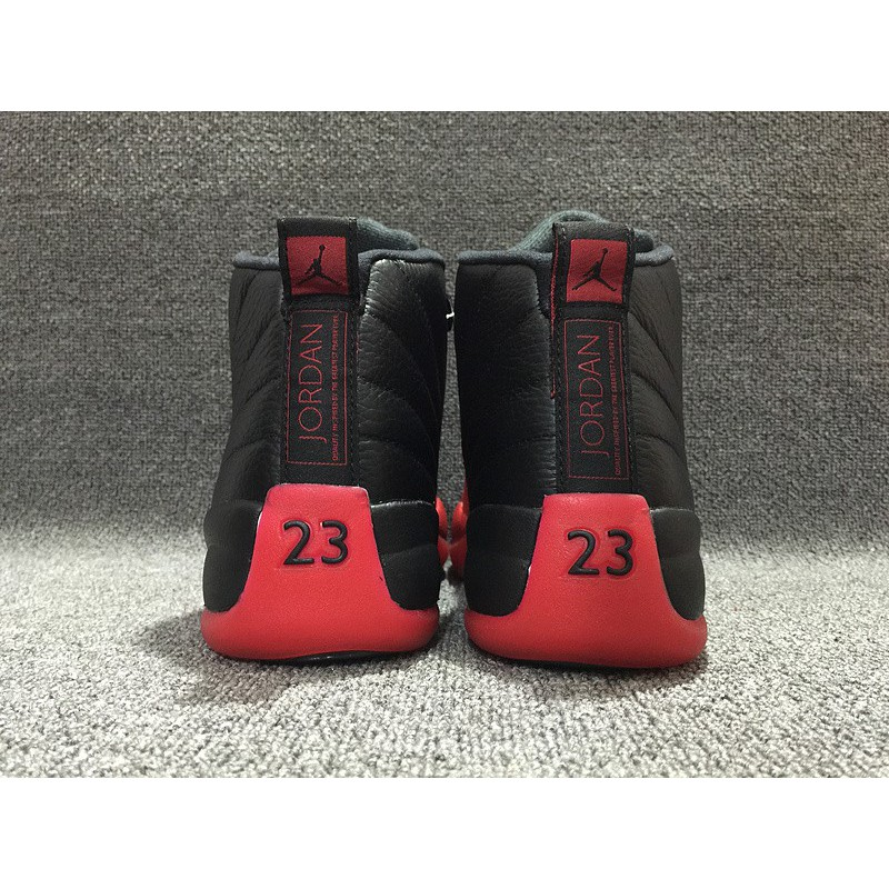 444aebf337f6 ... Nike Air Jordan Flu Game Aj12 Bred Fell Ill 130690-00 ...