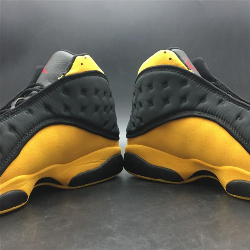 ea6b2a771f7 ... 414571-035 jordan 13 air jordan 13 melo class of 2003 black and yellow  anthony