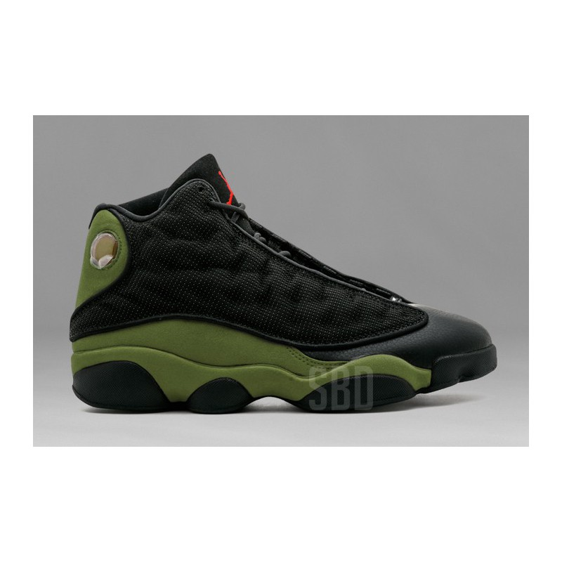 13 Olive,Air Jordan 13 Olive 414571-006