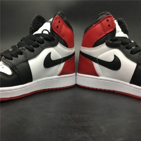 Air Jordan 1 Black Toe,Black Toe Air