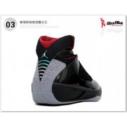 Air jordan 20 original bred patent leather basketball-shoes 310455-00