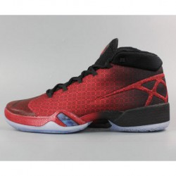 Air-Jordan-10-Retro-30th-Anniversary-Gym-Red-Nike-Air-Jordan-XXX-Gym-Red-AJ30-Bull-811006-601