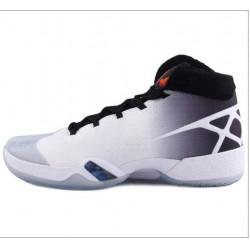 Air Jordan XXX Aj30 Starting Pale Grey Black Basketball-Shoes 811006-10