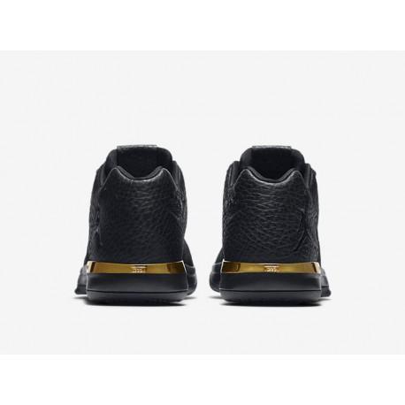 81585ac40bf67 Jordan Air Spike Forty PE - Boys' Grade School - Basketball - Shoes -  Black/Fire Red/Cement Grey-sku:07542002