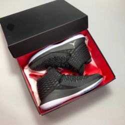 AIR Jordan XXXII Aj32 Black Cat Male Basketball-Shoes ah3348-00