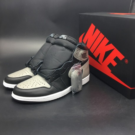 problema ansiedad Entretenimiento  Air Jordan 1 Retro High Shadow,Air Jordan 1 Retro High Flyknit Shadow,555088-013  Quality Inspection OG Original Color Air Jorda