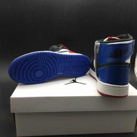 low priced 9f9b1 c16d7 Air Jordan 1 Rebel Top 3,Air Jordan 1 Top 3 For Sale,AT4151-100 Air Jordan  1 REBEL XX OG TOP 3 Mandarin Duck with TOP 3