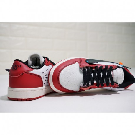Air Jordan 1 Red White Aj1 Red And Blue Super Bespoke Mens With