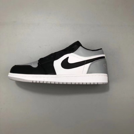 Aj1 Black And White,Jordan Aj1 MID Black And White,Air Jordan 1 AJ1 Black and White Low Earl 553558 110