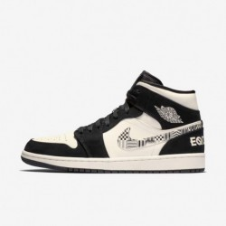 852542-010 Air Jordan 1 Mid Bhm EQUALIT