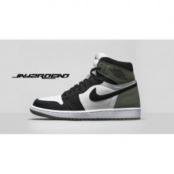 Air-Jordan-1-Retro-Black-Green-White-Air-Jordan-1-Retro-High-Nouveau-Green-555088-135-Air-Jordan-1-OG-Hi-Retro-Clay-Green