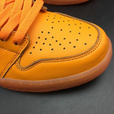 gatorade jordans orange