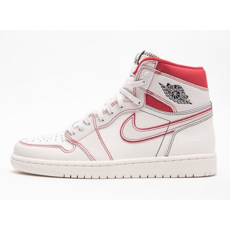 Air Jordan 1 Retro High University Red